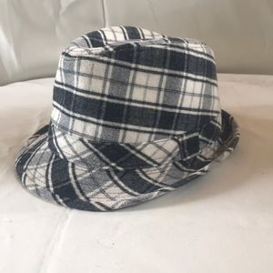 Other - Plaid summer 🎩 hat